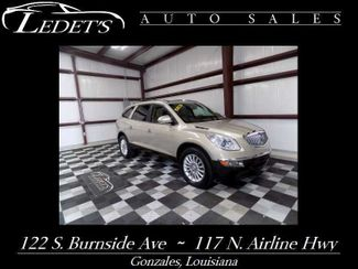 2012 Buick Enclave  - Ledet's Auto Sales Gonzales_state_zip in Gonzales