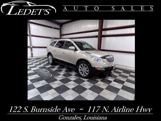 2012 Buick Enclave Premium - Ledet's Auto Sales Gonzales_state_zip in Gonzales Louisiana