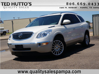 2012 Buick Enclave Leather Pampa, Texas