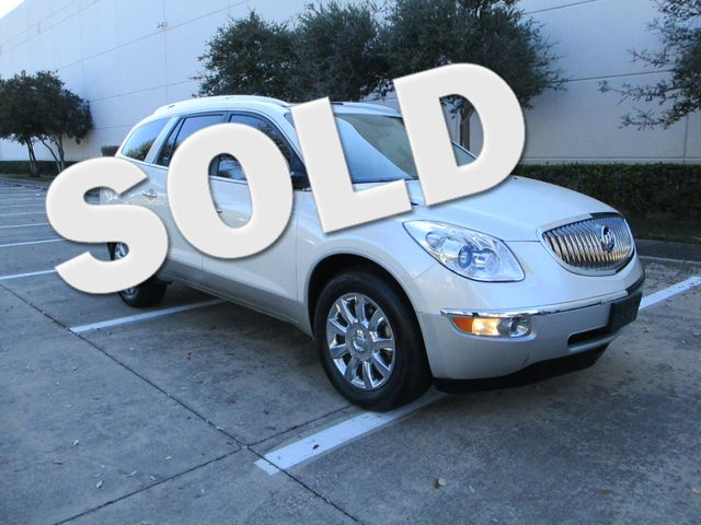 2012 Buick Enclave Leather Plano, Texas 0