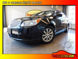 2012 Buick LaCrosse Convenience in Airport Motor Mile ( Metro Knoxville ), TN