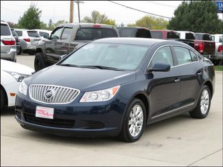 2012 Buick LaCrosse Convenience w/Leather in  Iowa