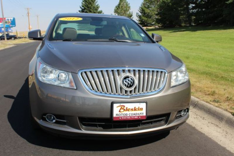 2012 Buick LaCrosse Premium 2  city MT  Bleskin Motor Company   in Great Falls, MT