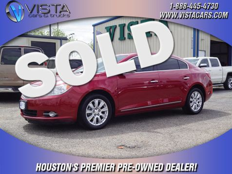 2012 Buick LaCrosse Leather in Houston, Texas