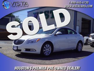 2012 Buick Regal Premium 1  city Texas  Vista Cars and Trucks  in Houston, Texas