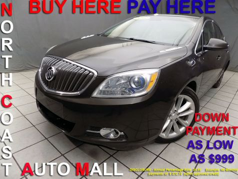 2012 Buick Verano  As low as $799 DOWN in Cleveland, Ohio