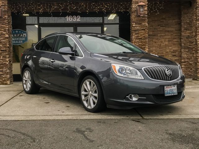 2012 Buick Verano The CARFAX Buy Back Guarantee that comes with this vehicle means that you can bu