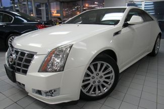 2012 Cadillac CTS Coupe Premium W/ NAVIGATION SYSTEM/ BACK UP CAM Chicago, Illinois 2