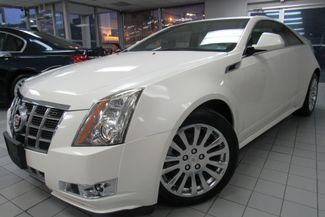 2012 Cadillac CTS Coupe Premium W/ NAVIGATION SYSTEM/ BACK UP CAM Chicago, Illinois 3