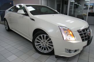 2012 Cadillac CTS Coupe Premium W/ NAVIGATION SYSTEM/ BACK UP CAM Chicago, Illinois