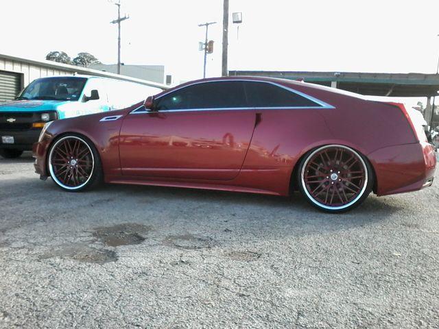 2012 Cadillac CTS Coupe Custom Premium San Antonio, Texas 3
