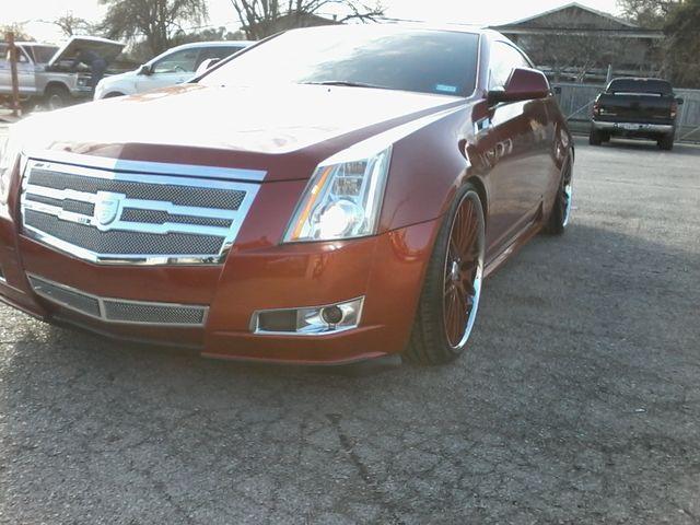 2012 Cadillac CTS Coupe Custom Premium San Antonio, Texas 5
