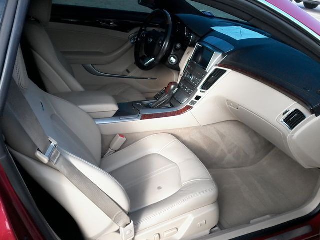 2012 Cadillac CTS Coupe Custom Premium San Antonio, Texas 10