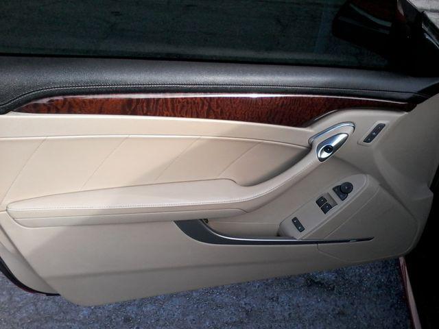 2012 Cadillac CTS Coupe Custom Premium San Antonio, Texas 11