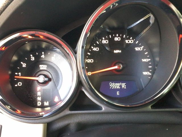2012 Cadillac CTS Coupe Custom Premium San Antonio, Texas 14