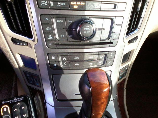 2012 Cadillac CTS Coupe Custom Premium San Antonio, Texas 17