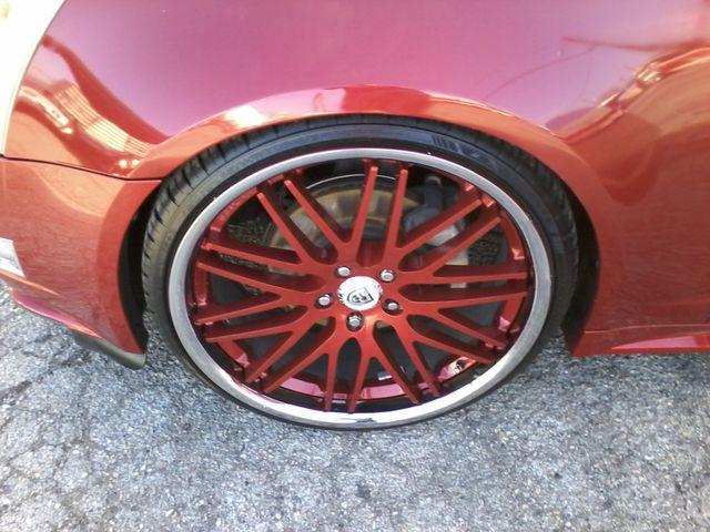 2012 Cadillac CTS Coupe Custom Premium San Antonio, Texas 20