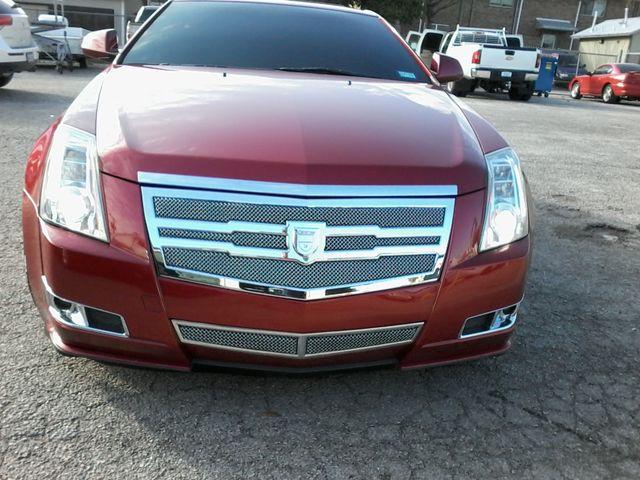 2012 Cadillac CTS Coupe Custom Premium San Antonio, Texas 6