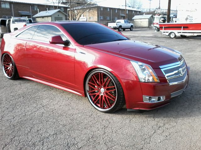 2012 Cadillac CTS Coupe Custom Premium San Antonio, Texas 1