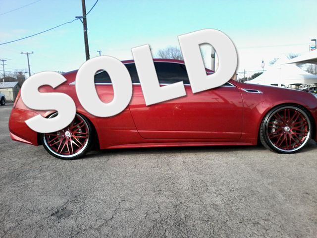 2012 Cadillac CTS Coupe Custom Premium San Antonio, Texas 0