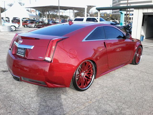2012 Cadillac CTS Coupe Custom Premium San Antonio, Texas 2
