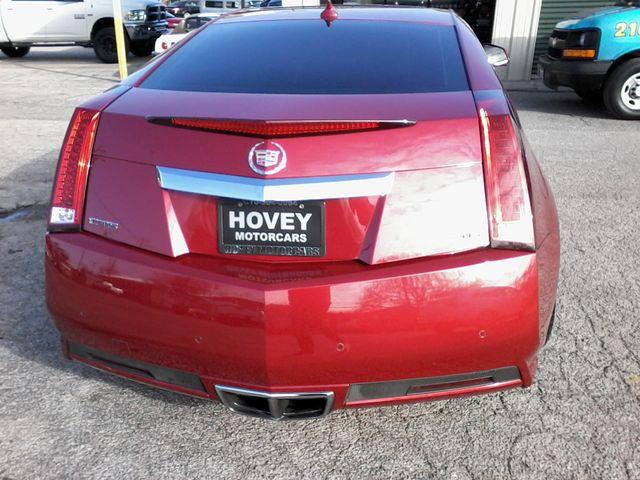 2012 Cadillac CTS Coupe Custom Premium San Antonio, Texas 4