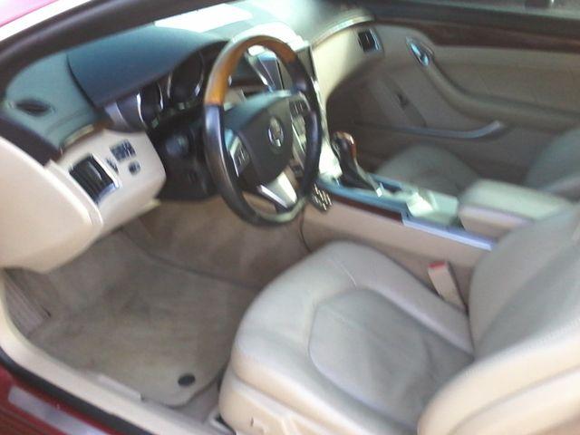 2012 Cadillac CTS Coupe Custom Premium San Antonio, Texas 7
