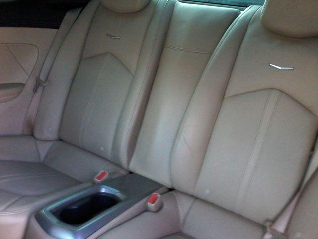 2012 Cadillac CTS Coupe Custom Premium San Antonio, Texas 8