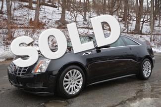 2012 Cadillac CTS Coupe Naugatuck, Connecticut