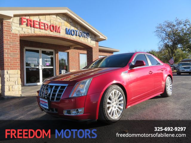 2012 Cadillac CTS Sedan Premium | Abilene, Texas | Freedom Motors  in Abilene Texas