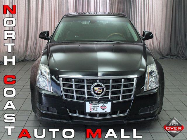 Used 2012 Cadillac CTS, $13759