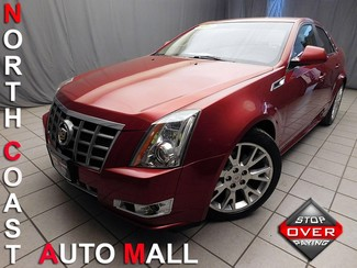 2012 Cadillac CTS Sedan Performance in Cleveland, Ohio