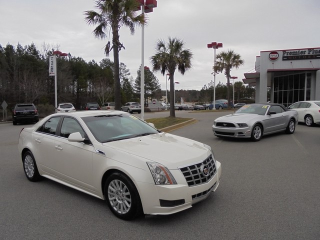2012 Cadillac CTS Sedan DISCLOSURE Internet pricing is subject to change daily It is a BUY-OUTRI