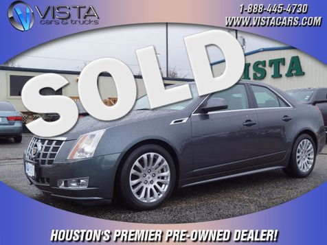 2012 Cadillac CTS Sedan Performance in Houston, Texas