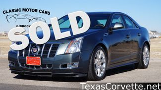 2012 Cadillac CTS Sedan in Lubbock Texas