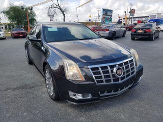 2012 Cadillac CTS Sedan Performance San Antonio, TX 3