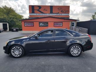 2012 Cadillac CTS Sedan Performance San Antonio, TX 8