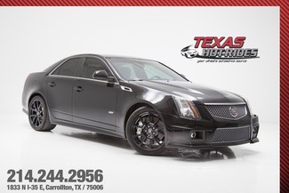 2012 Cadillac CTS-V Sedan With Many Upgrades in Carrollton