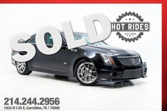 2012 Cadillac CTS-V Sedan | Carrollton, TX | Texas Hot Rides in Carrollton