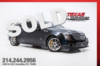 2012 Cadillac CTS-V Coupe With Upgrades | Carrollton, TX | Texas Hot Rides in Carrollton