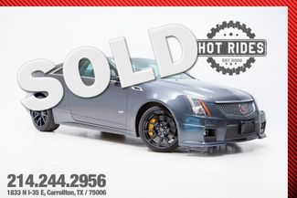 2012 Cadillac CTS-V Coupe  | Carrollton, TX | Texas Hot Rides in Carrollton