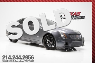 2012 Cadillac CTS-V Sedan Cammed With Upgrades! in Carrollton