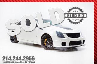 2012 Cadillac CTS-V Sedan Cammed With Many Upgrades | Carrollton, TX | Texas Hot Rides in Carrollton