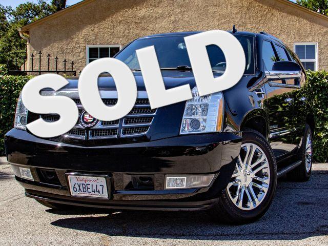 2012 Cadillac Escalade Base Burbank, CA 0