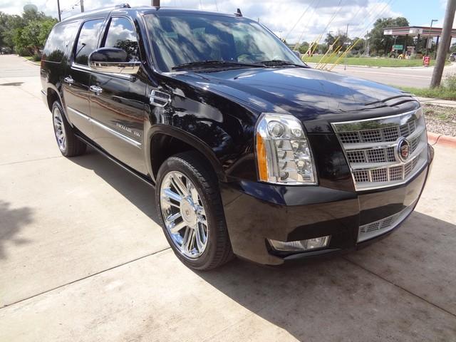 2012 Cadillac Escalade ESV Platinum Edition Austin , Texas 7