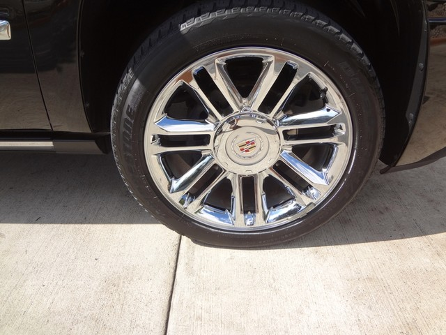 2012 Cadillac Escalade ESV Platinum Edition Austin , Texas 13
