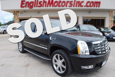 2012 Cadillac Escalade ESV Luxury in Brownsville, TX