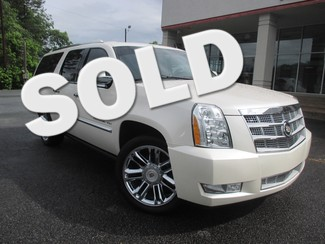 2012 Cadillac Escalade ESV Platinum Edition Canton , GA