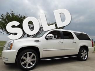 2012 Cadillac Escalade ESV Luxury EDT Sunroof, NAV, Rear Ent, Chromes 65k! in Dallas Texas
