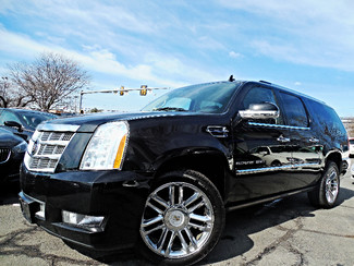 2012 Cadillac Escalade ESV Platinum Edition Leesburg, Virginia